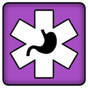 Performance Dog Food Digestion Icon