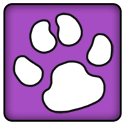 Performance Dog Food Paws Icon