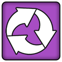 Performance Dog Food Recovery Icon
