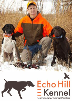 Echo Hill Kennel Dog Food Testimonial