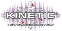 Kinetic Dog Performance Food Logo