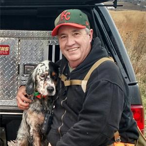 Wade Kisner Kinetic Dog Food Team Staff