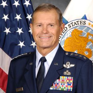 USAF General William Fraser
