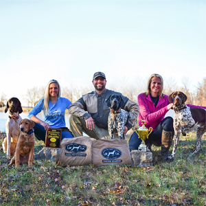 Rustic Lodge Gun Dogs Profile