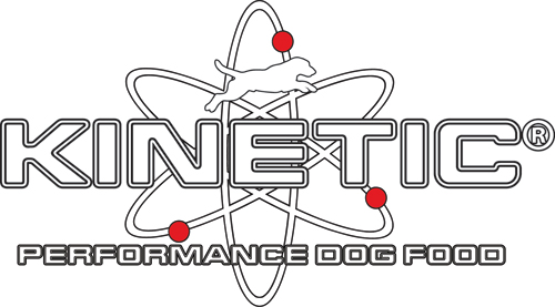 Image result for kinetic performance dog food logo