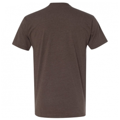 Kinetic Espresso T-Shirt Back