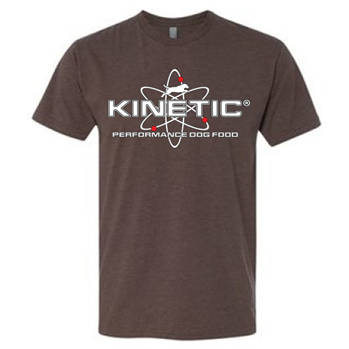 Kinetic Espresso T-Shirt Front