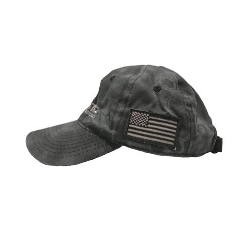 Kinetic Kryptek Typhon Cap Side