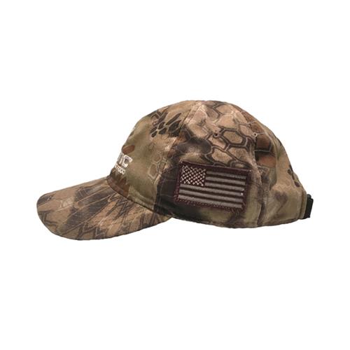 Kinetic Kryptek Highlander Cap Side