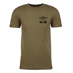 Kinetic K-9 T-Shirt Olive